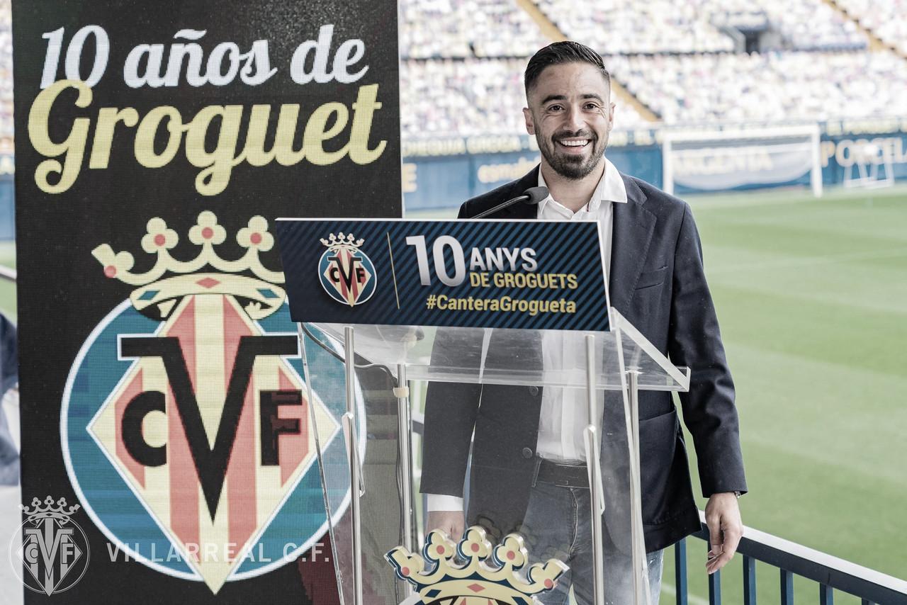 10 temporadas defendiendo el escudo del Villarreal CF