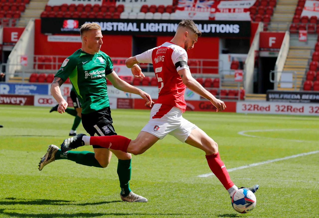 Rotherham United 0-1 Birmingham City: Harlee Dean header robs Rotherham
