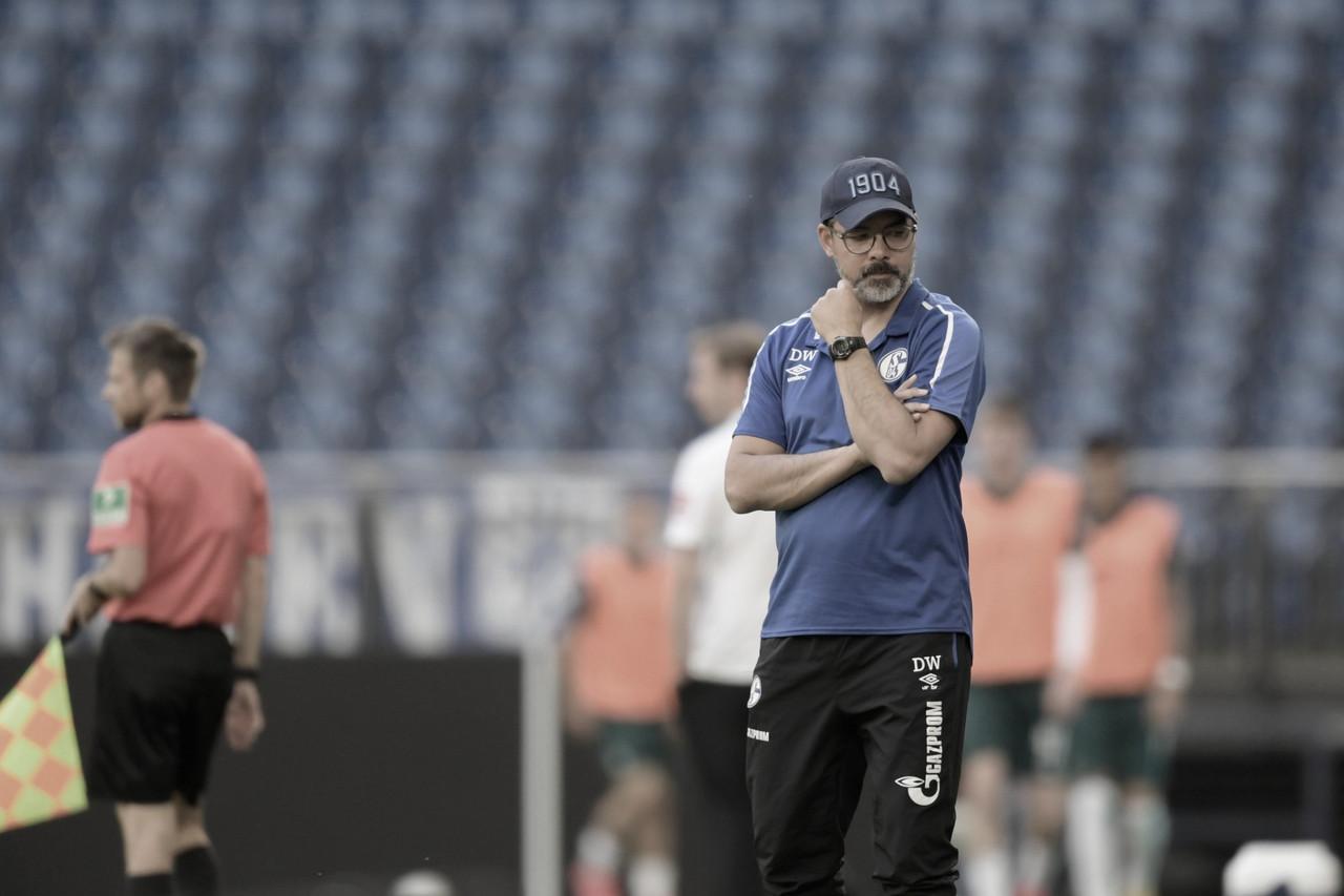 David Wagner cita resgate de confiança no Schalke após somar 11 rodadas sem vencer