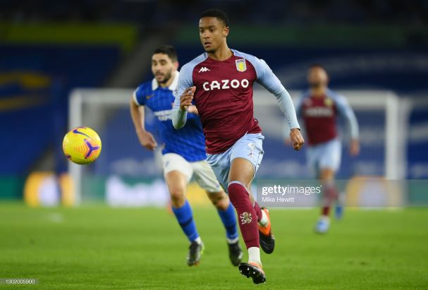 Aston Villa defender Ezri Konsa attracting admirers