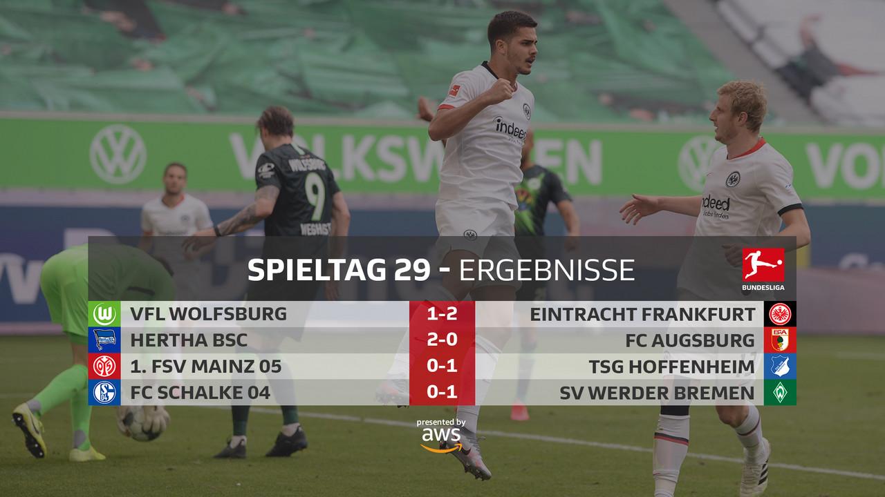 Pomeriggio tedesco: il Werder vede la salvezza