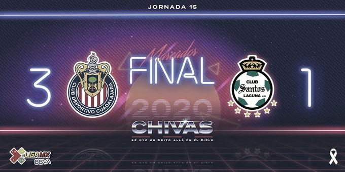 Chivas remonta a Santos en la eLiga MX
