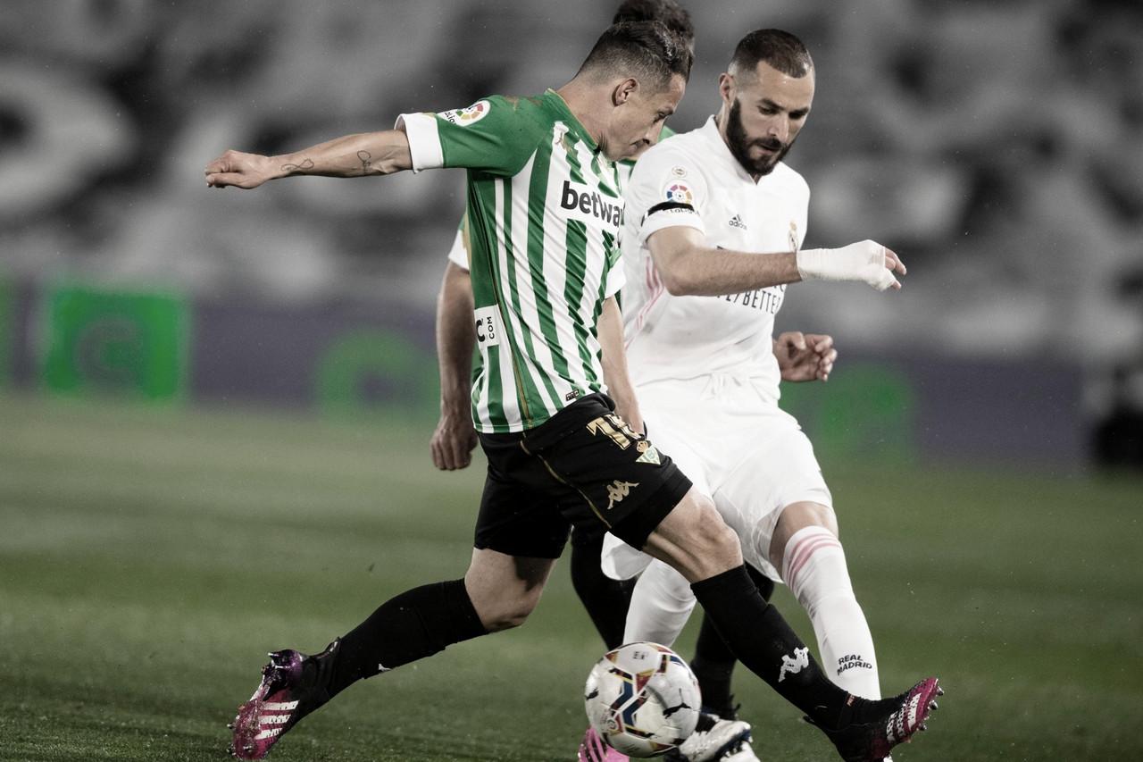 Real Madrid fica no empate sem gols contra Betis pela LaLiga
