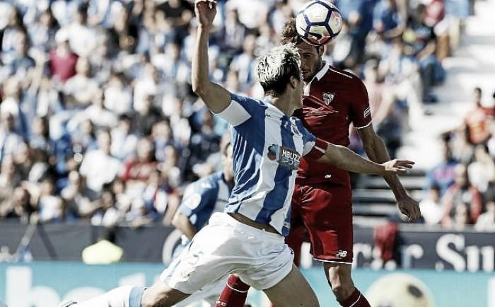 LaLiga: il Siviglia pareggia in casa contro il Leganes, Gabriel e Jovetic i marcatori
