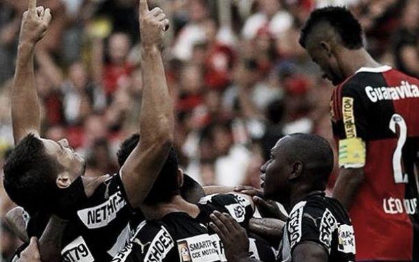 Botafogo bate Flamengo em clássico dos 450 anos do Rio de Janeiro
