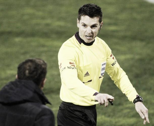 Del Cerro Grande arbitrará el Huesca-Villarreal