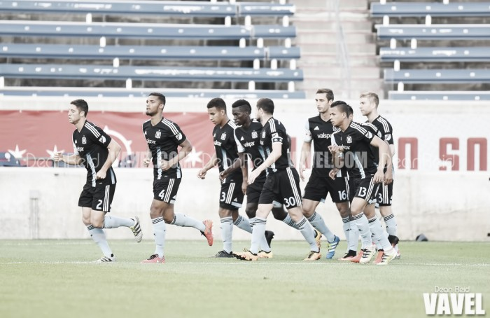 2016 Lamar Hunt U.S. Open Cup: Chicago Fire advances to semifinals with 3-0 win over Fort Lauderdale Strikers