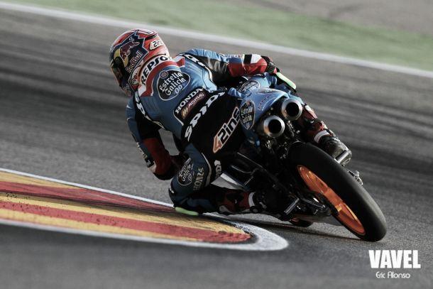 Álex Rins consigue su cuarta pole en una clasificación muy apretada