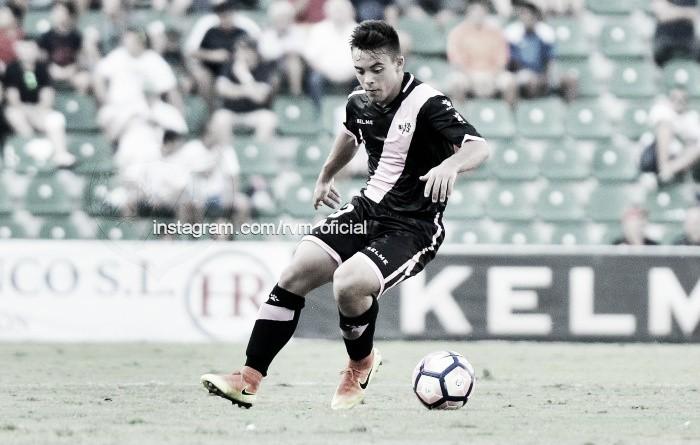 Fran Beltrán se ha convertido en un fijo en la Sub-19.