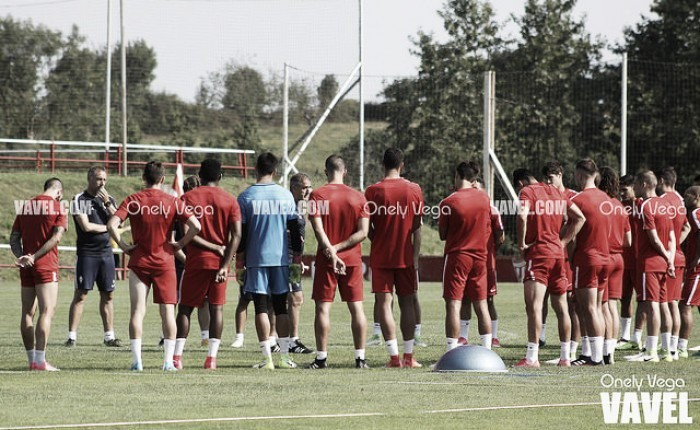 Sporting de Gijón - AD Alcorcón: puntuaciones Sporting; jornada 22 de La Liga 1 2 3