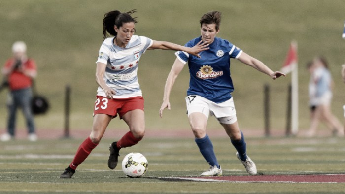 Chicago Red Stars face off against FC Kansas City in 2015 semifinal rematch