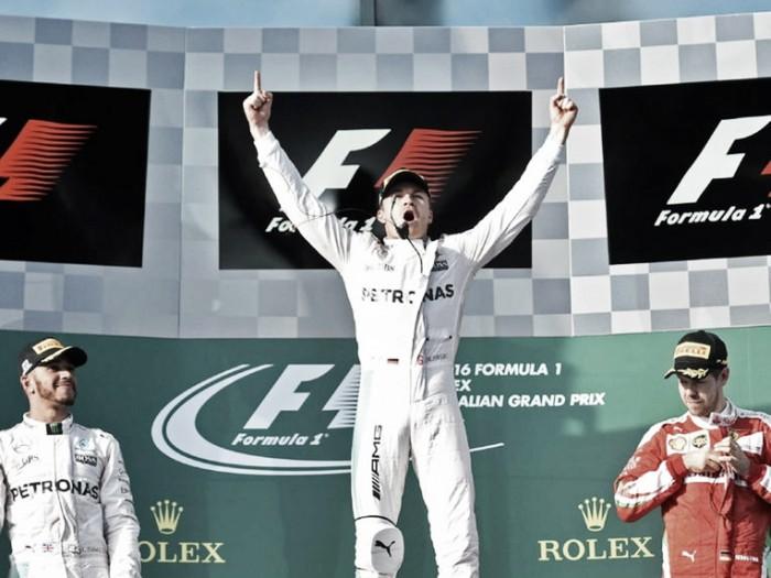 Formula 1: Nico Rosberg vence na Austrália