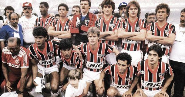30/08/1987: com Müller e Pita, São Paulo empata com o Corinthians e vence o Paulistão