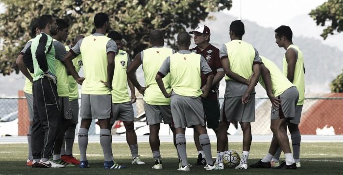 Levir Culpi indica mudanças no Fluminense visando confronto com Ferroviária