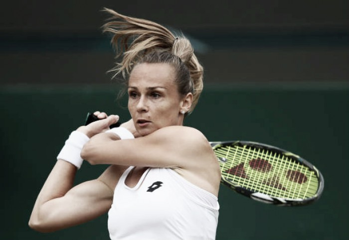Wimbledon: Magdalena Rybarikova beats Coco Vandeweghe to reach maiden Grand Slam semifinal