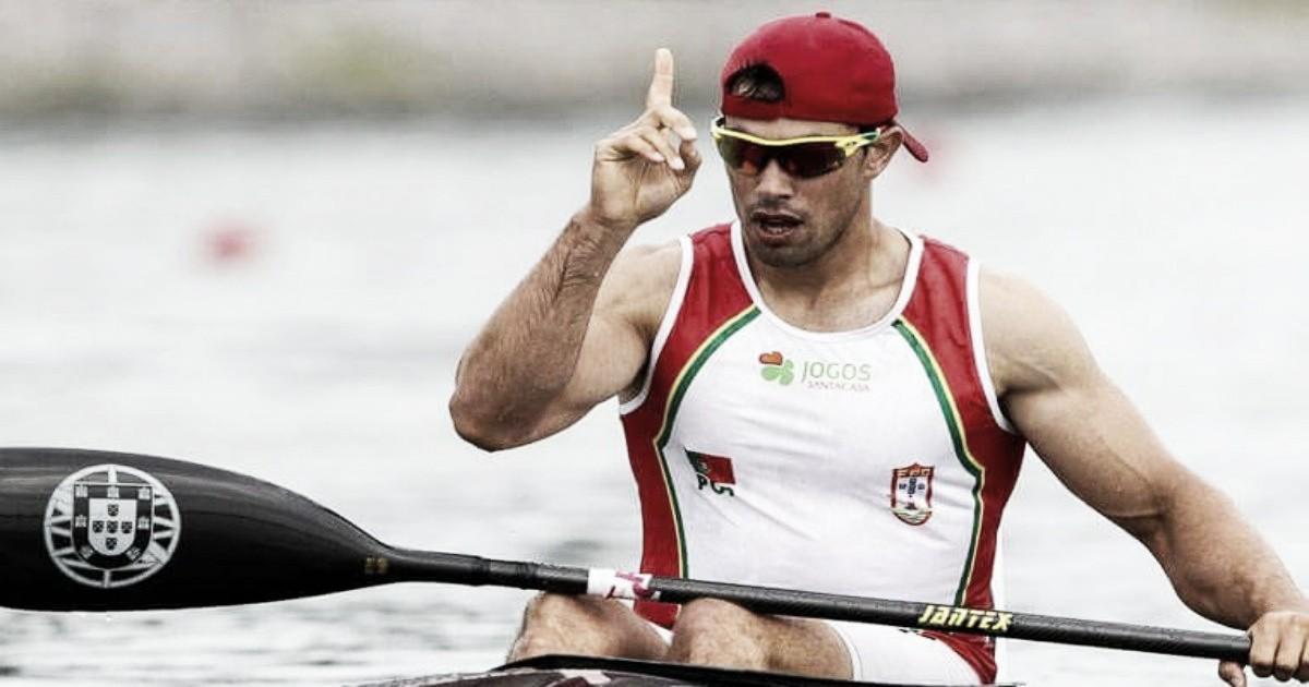 Fernando Pimenta nas meias-finais de K1 1000 metros
