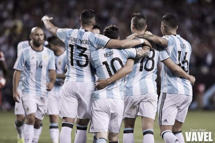 Copa America Centenario: Lionel Messi scores hat trick in Argentina's 5-0 win over Panama