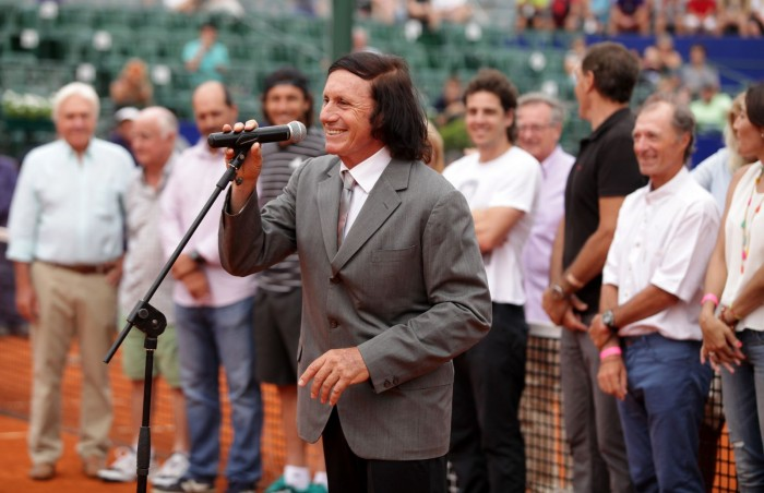 Guillermo Vilas Has Court Named After Him In Argentina