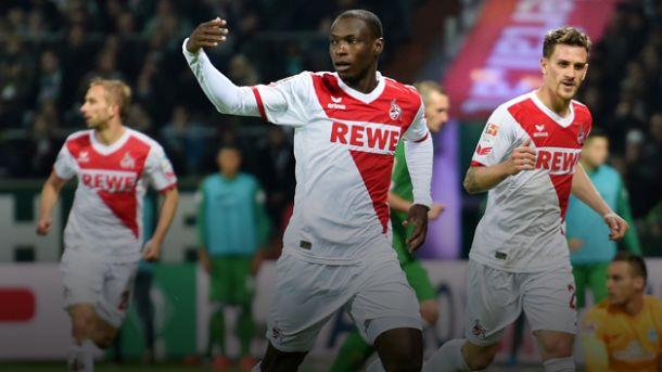 Werder Bremen 0-1 FC Köln: Ujah heaps more misery onto Die Grün-weißen