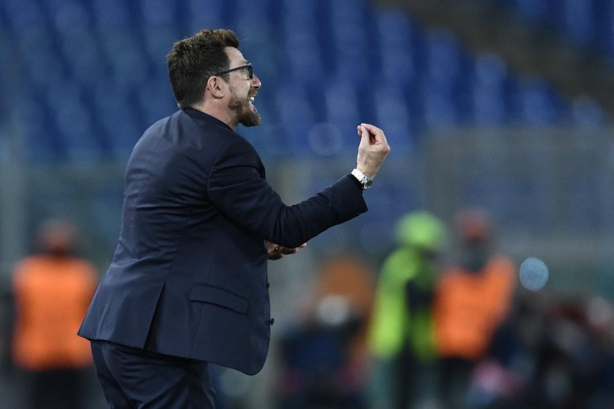 """Di Francesco vuole di più: """"Dobbiamo credere nella finale"""""""