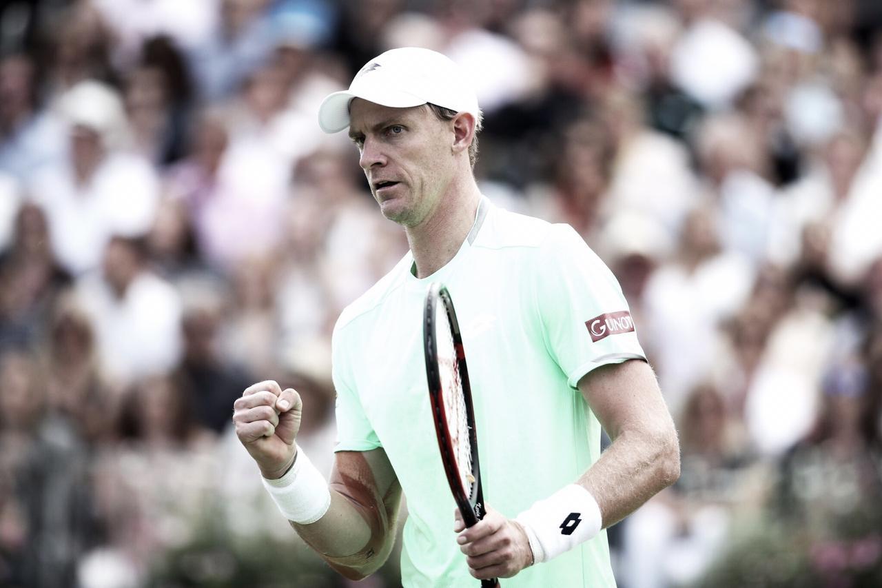 Retornando às quadras, Anderson vence Norrie de virada na estreia e do ATP 500 de Queen's