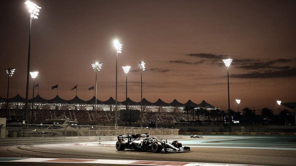 GP de Abu Dhabi: Formula 1 AO VIVO hoje