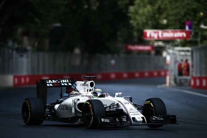 Willians alcança duas impressionantes marcas no GP da Europa