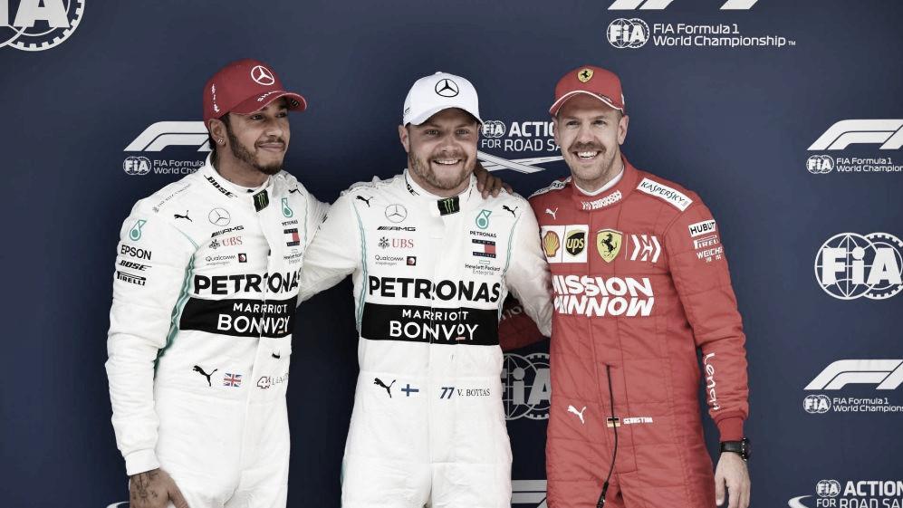 Resultados do GP da China 2019 do Formula 1