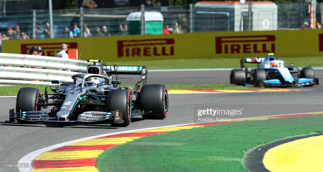 Belgian Grand Prix: Live Stream TV Updates and How to Watch Formula 1 Race 2019