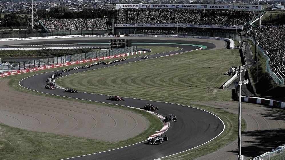 Supertufão Hagibis ameaça GP do Japão