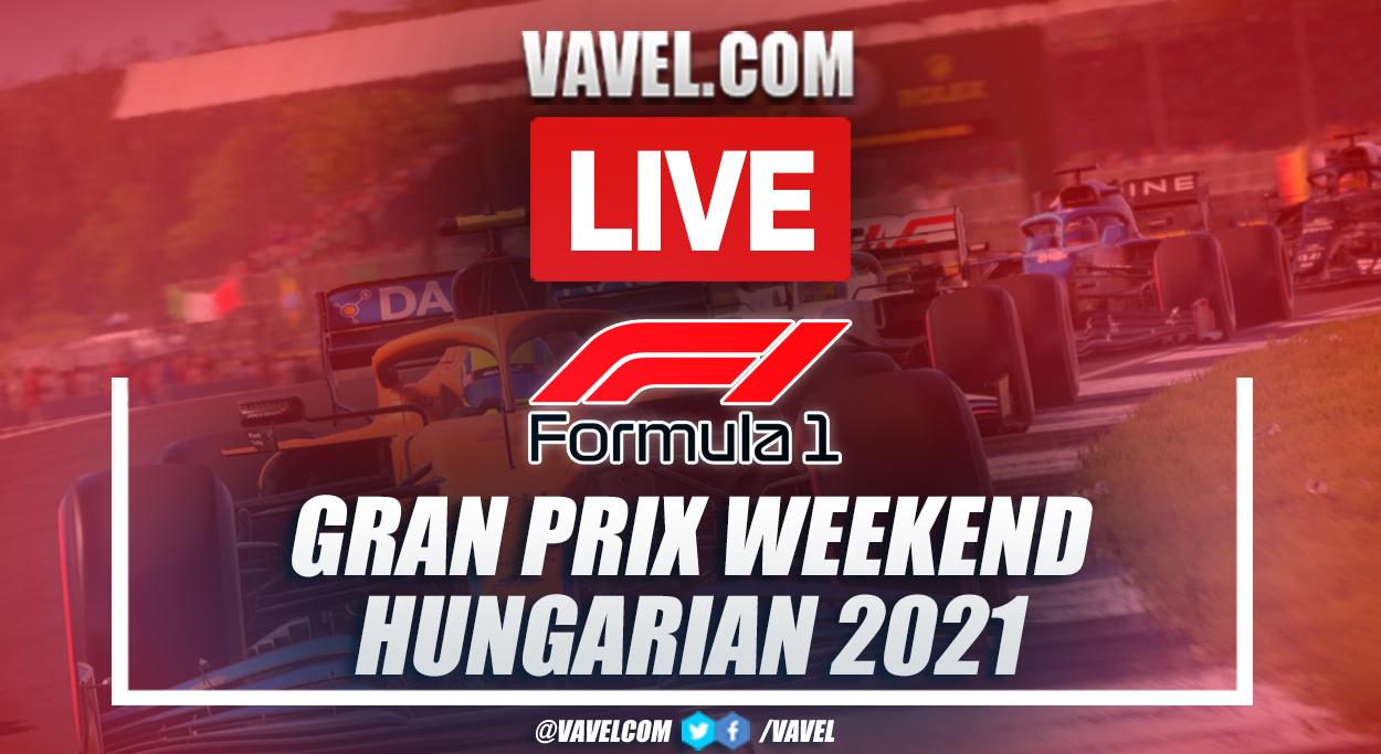 Highlights: Hungarian GP Formula 1
