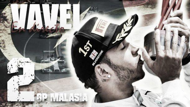 Carreradel GP Malasia de Fórmula 1 2015 en vivo y en directo online