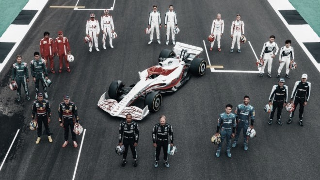 Cómo están los equipos de F1 para la temporada 2022