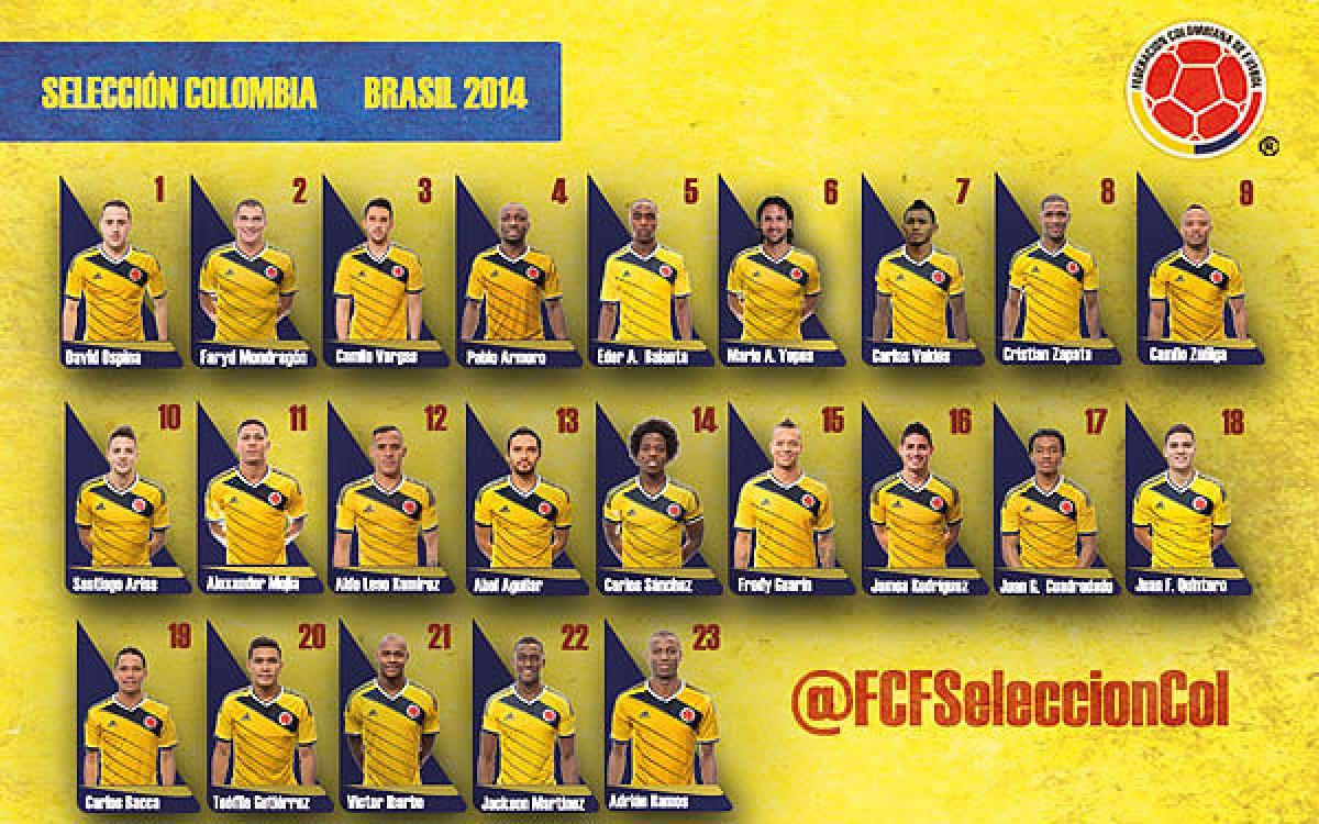 El futuro de los jugadores después de Brasil 2014