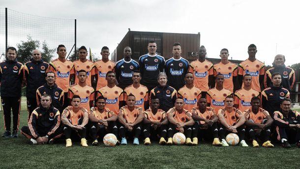 Selección Colombia sub-20 ganó el primer partido amistoso