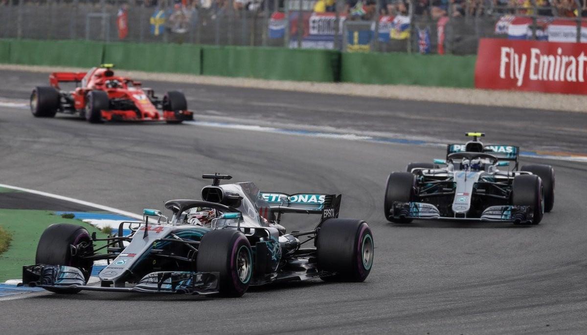 F1, Gp di Germania: Hamilton, rimonta clamorosa e vittoria! Le parole dei primi tre dal podio