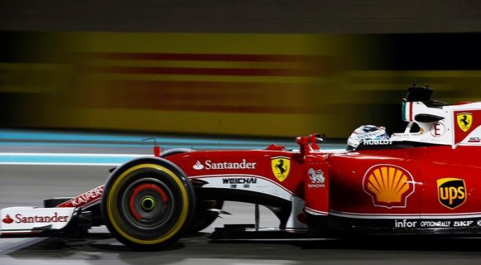 Rimonta Vettel, Ferrari chiude sul podio
