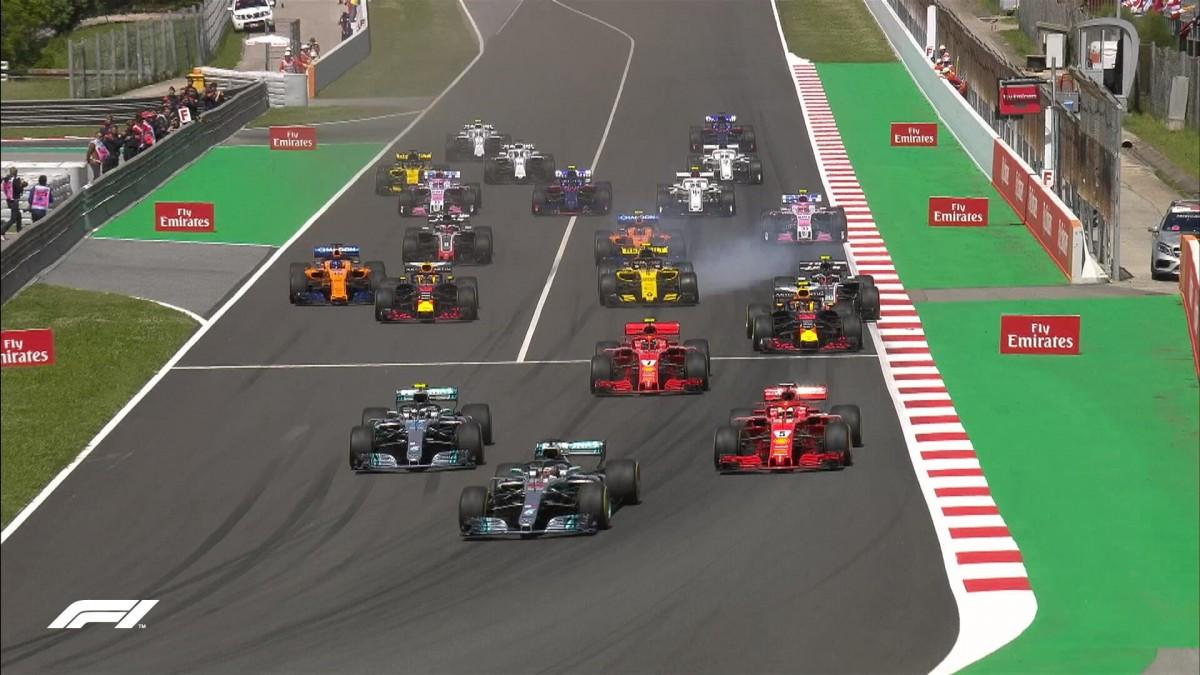 F1, Gp di Spagna - Dominio Mercedes al Montmelò, le parole dei piloti dal podio