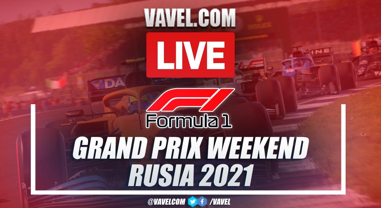 Highlights: 2021 Russian GP Formula 1