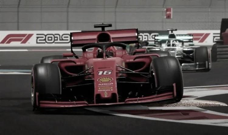 Podio en el mundial de F1 Esports
