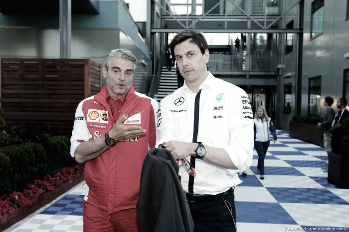 Formula 1 - Ferrari e Mercedes all'attacco sul regolamento tecnico