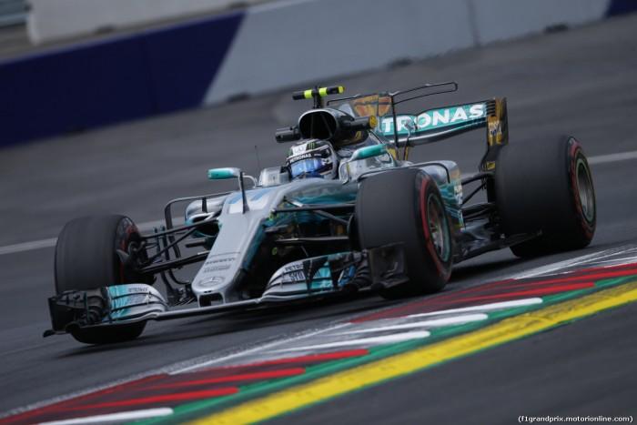 F1, GP d'Austria - Mercedes deve confermare quanto di buono fatto vedere ieri