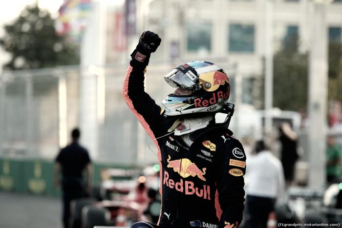 Formula 1, i buoni propositi di Daniel Ricciardo