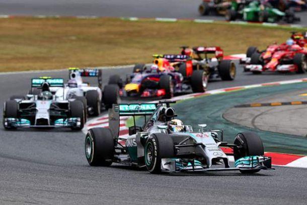 Gp Barcellona: missione fallita, Mercedes ancora più lontane