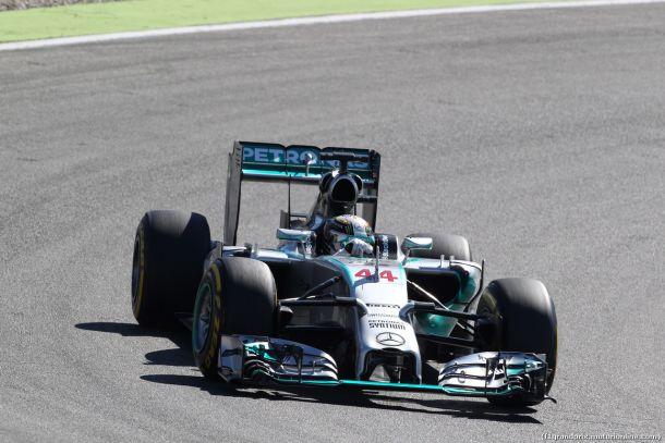Formula 1 Gp Germania: nelle prove libere dominio Mercedes