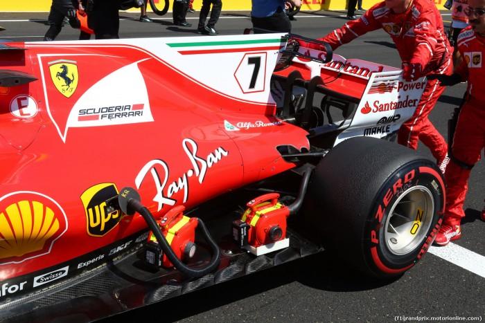 Ferrari dubbiosa: nuovo motore più potente o specifica vecchia senza controlli?