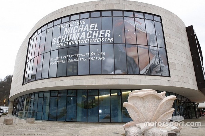 F1, in Germania al via una mostra su Schumacher