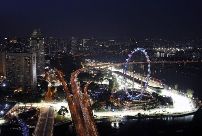GP Singapore, FP2: Ricciardo davanti a Verstappen ed Hamilton, male le Ferrari
