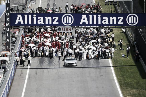 FIA anuncia relargada parada após entradas de safety-car a partir de 2015