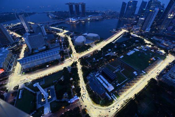 Gp Singapore: frenata, trazione e gestione gomme